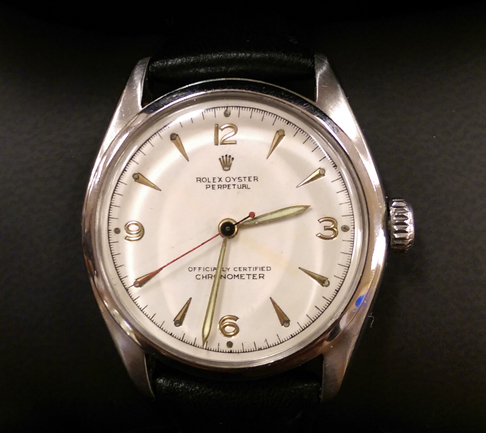 Manager's Special for June: Rolex Men's Stainless Watch 6084 only $1,250.99 Plus Tax